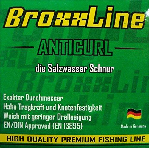 Broxxline Anticurl 50m farblos 0.90mm // 46kg