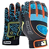 Franklin Youth Insanity Batting Gloves (Pair)
