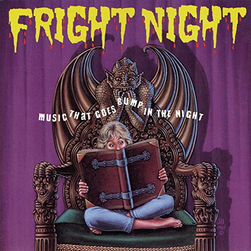 Fright Night: Music That Goes Bump In The Night (Cd Fright Night)