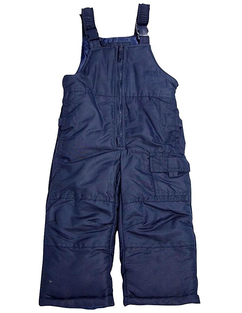 London Fog - Baby Boys Bib Snowpant Navy 33950-12Months