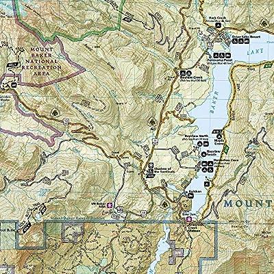 Mount Baker & Boulder River Wilderness Areas, Mount Baker ...