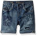 VIGOSS Big Girls' Bermidi Short, Freezer Blue, 12