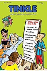 Tinkle Magazine 613 Kindle Edition