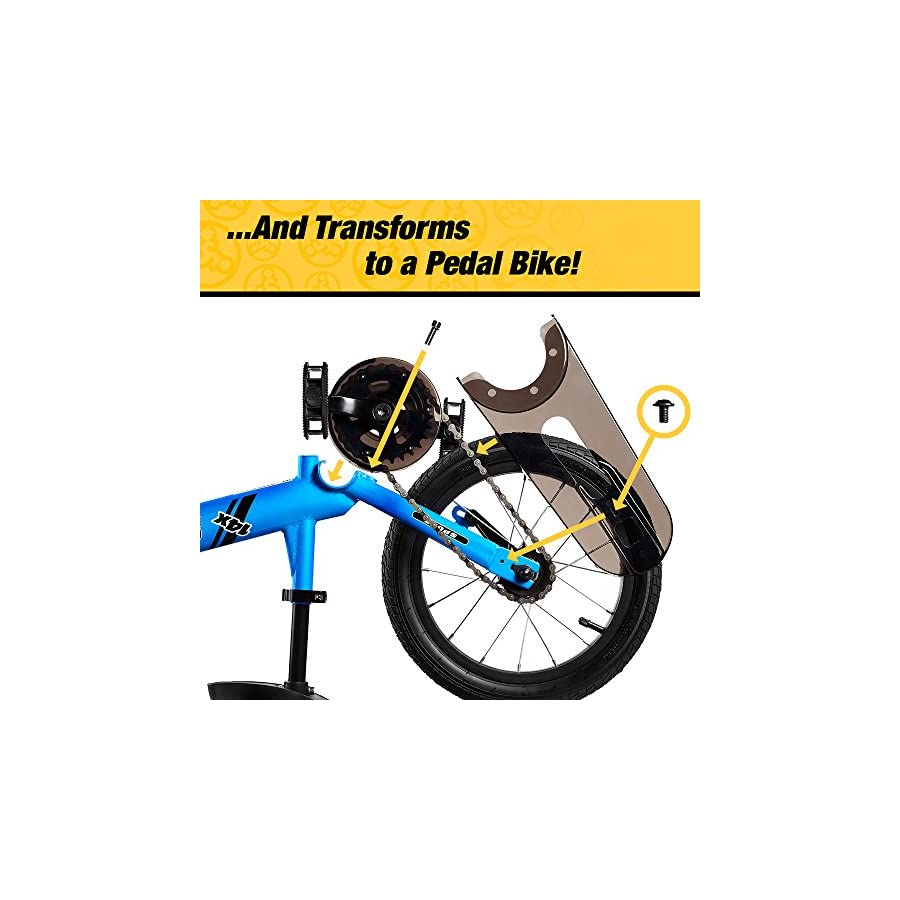 Strider 14X 2 in 1 Balance to Pedal Bike Kit