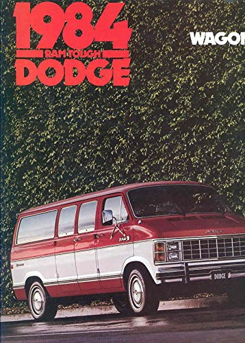 1984 Dodge B150 B250 B350 Ram Value Wagon Van Truck (Dodge Truck B250 Van)