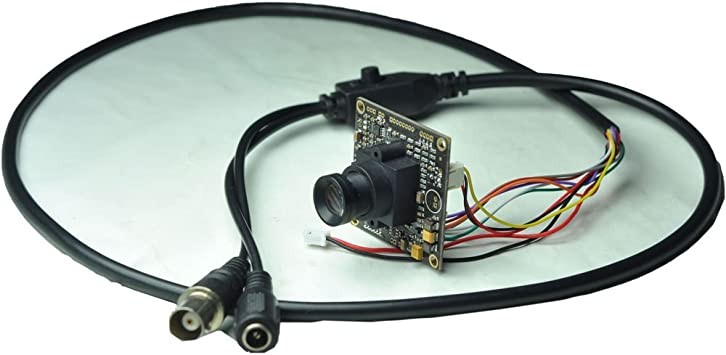 OSD Board for DC12V 1//3 960H CCD 700TVL 2.8mm Lens Wide Angle Camera **NEW**
