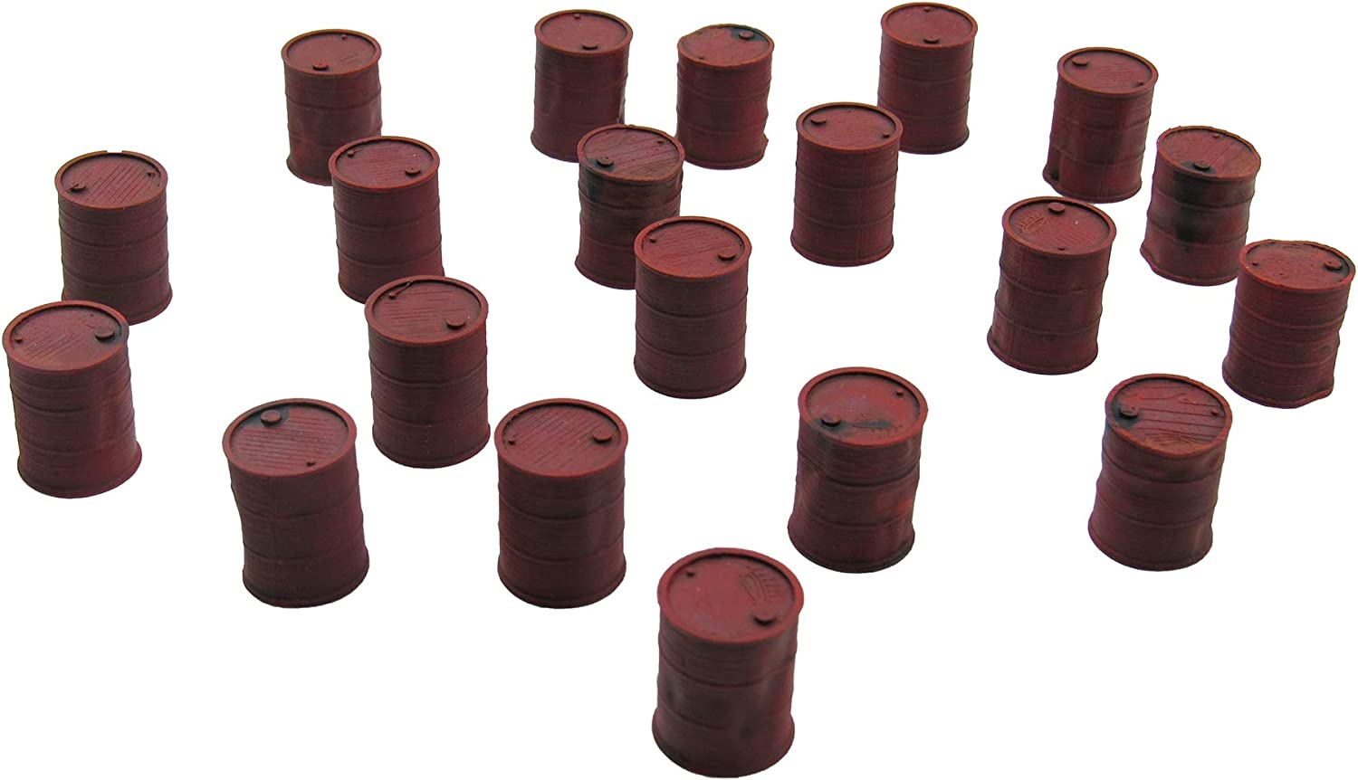 EnderToys Terrain for Tabletop 28mm Crates /& Barrels 3D Printed and Paintable