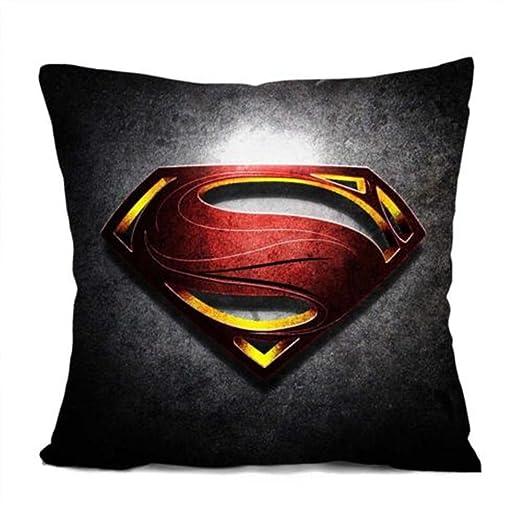 Damuyas Superman Logo Caliente Manta Decorativa Funda de ...