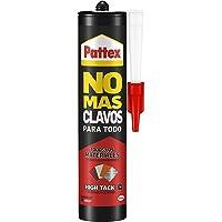 Pattex Geen spijkers voor alle highTack, montagelijm, bestand tegen extreme temperaturen, sterke lijm op natte…