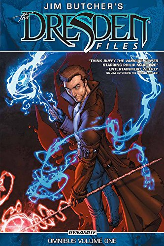 Image of Jim Butcher's The Dresden Files Omnibus Volume 1