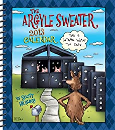 The Argyle Sweater 2013 Weekly Planner Calendar