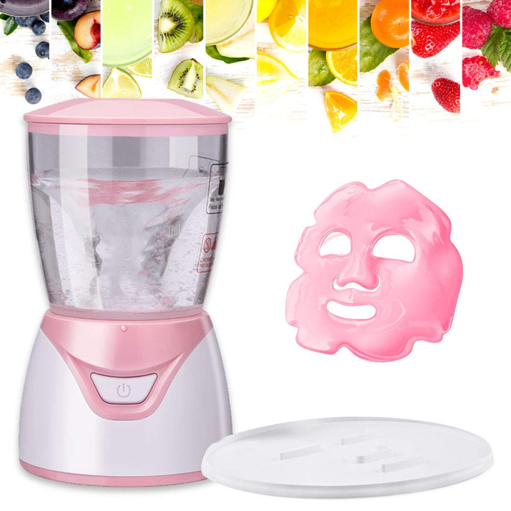 DIY Automatic Face Mask Machine Maker Fruit Vegetable Face Mask Maker Machine