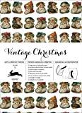 Vintage Christmas: Gift & Creative Paper Book Vol. 22 (Gift Wrapping Paper Book)