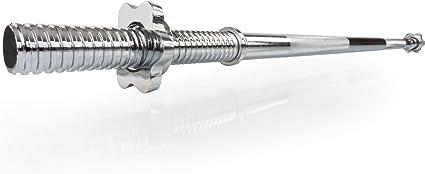 Langhantelstange mit Sternverschluss /ø 3 cm x 180 cm