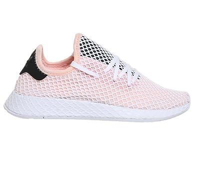 179ed3249f1dc adidas Originals Men s Deerupt Runner Cblack Cblack Ftwwht Sneakers - 7  UK India (40.67 EU)(B28075)  Buy Online at Low Prices in India - Amazon.in