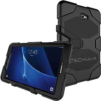 Techgear® G-shock Carcasa para Samsung Galaxy Tab A 10,1 ...