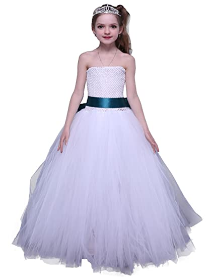 80257bbcd9c Amazon.com  Tutu Dreams Flower Girl Tutu Dresses  Clothing