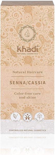 Khadi Henna Cassia-Neutra Pura 100Gr 300 g: Amazon.es ...