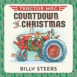 Book Cover: Tractor Mac Countdown to Christmas