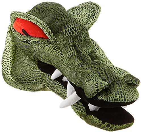 Beistle 60629 Plush Crocodile Hat
