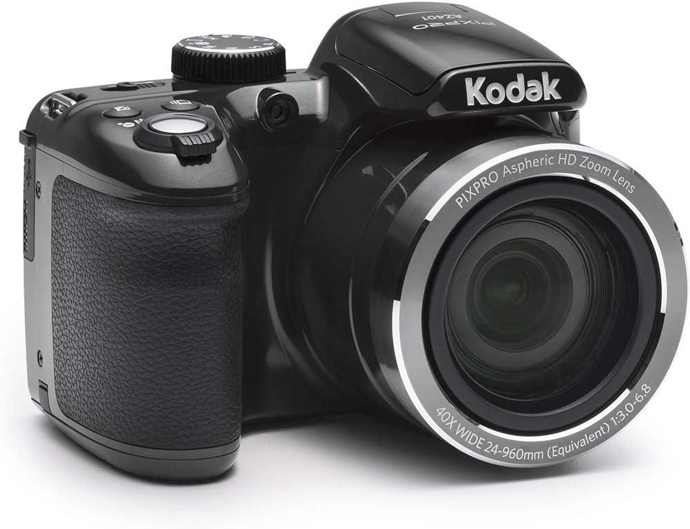 Best DSLR Under $300 - Kodak Pixpro AZ401-BK