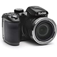 Kodak PIXPRO Astro Zoom AZ401-BK 16MP Digital Camera with 40X Optical Zoom and 3