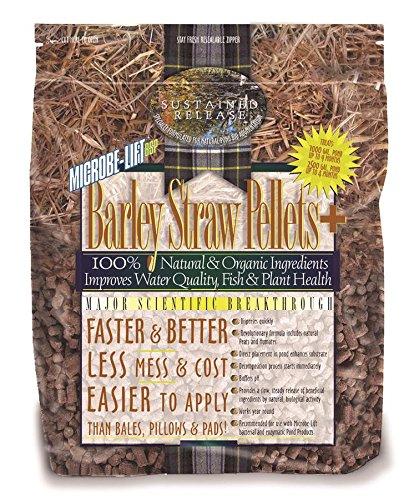 Microbe Lift 2.2-Pound Pond Barley Straw Pellets 10BSPP2.2 (Barley Straw Pellets)