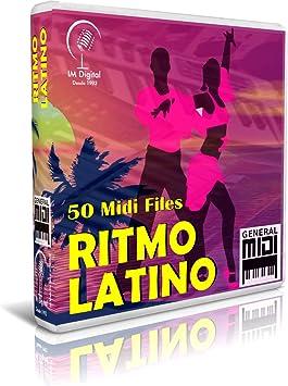 Ritmo Latino - Pendrive USB OTG para Teclados Midi, PC, Móvil ...