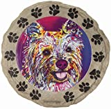 Cheap Spoontiques Yorkie Stepping Stone