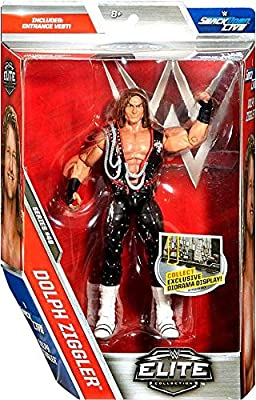 WWE Elite Collection Dolph Ziggler Action Figure