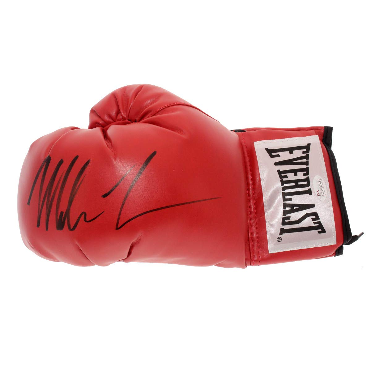 b489baee6d9 Mike Tyson Autographed Signed Everlast Boxing Glove - JSA Certified  Authentic at Amazon s Sports Collectibles Store