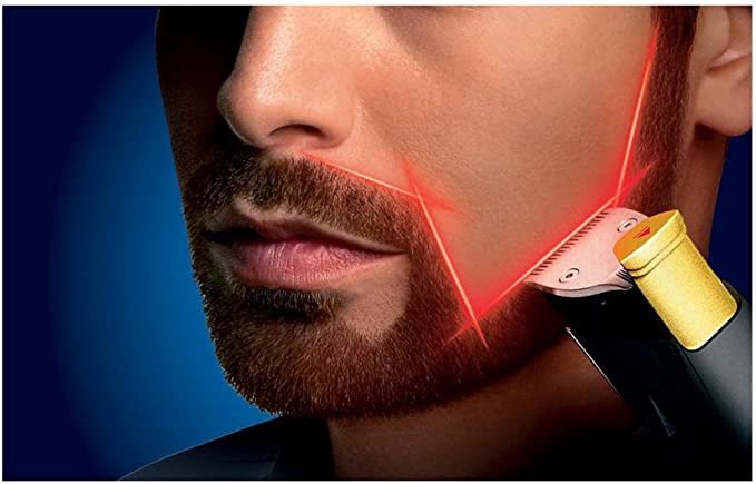 PHILIPS BT 9290/32-Recortadora Para Barba Impermeable Recargable ...