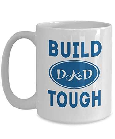 Amazon Build Dad Tough Father Day Gifts Birthday Gift Ideas For