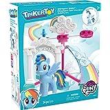 Knex My Little Pony Rainbow Dash & Clouds Dale Building Set (32 Piece)