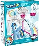 K'NEX My Little Pony Rainbow Dash & Clouds Dale Building Set (34 Piece)