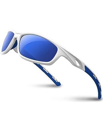 0b646b734eb RIVBOS Polarized Sports Sunglasses Driving Sun Glasses Shades for Men Women  Tr 90 Unbreakable Frame for