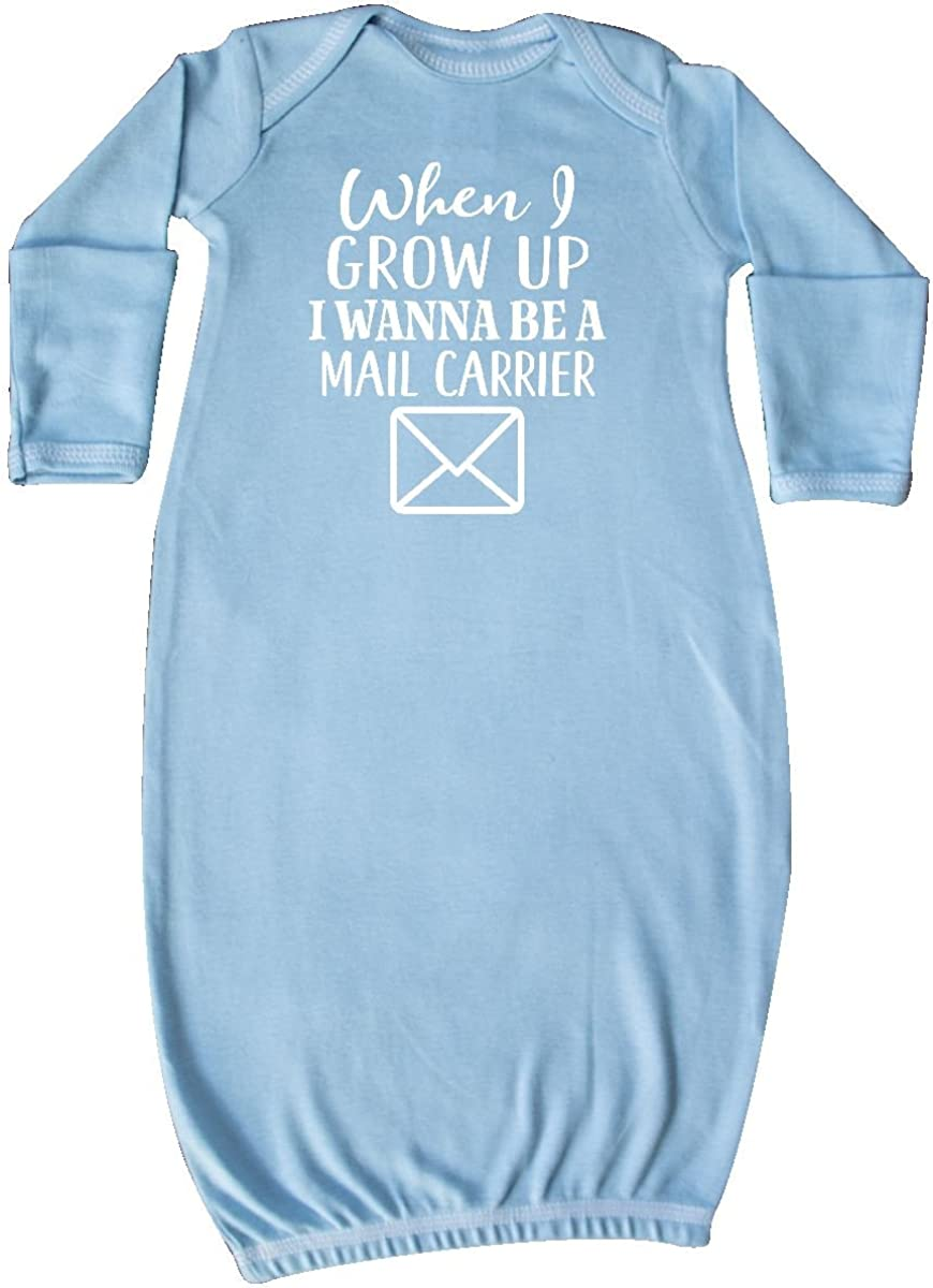inktastic Mail Carrier Future Postal Worker Newborn Layette