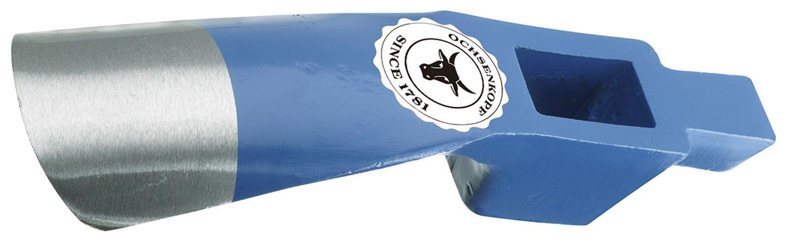 Ochsenkopf Curved Adze, 70mm (2.8'') Blade