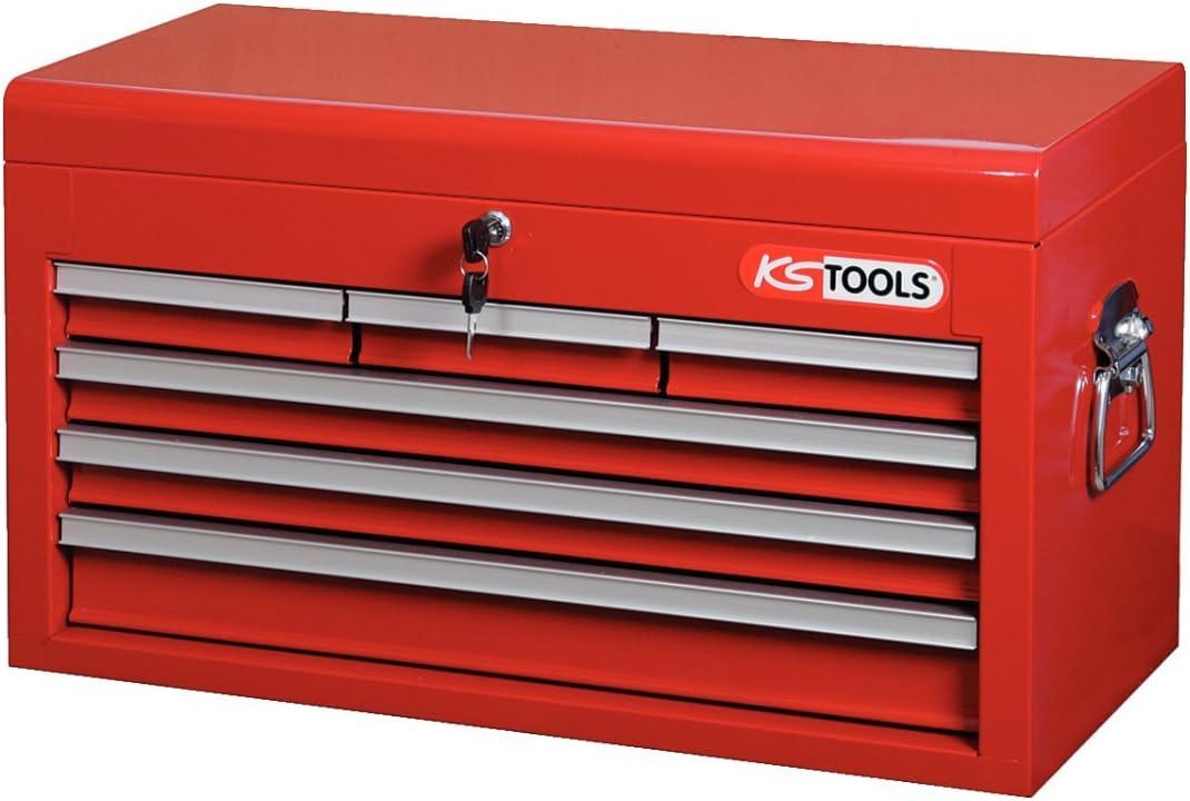 Ks tools 891.0006 - Caja de herramientas vacía 6 cajones ...