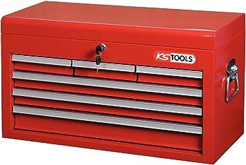 Ks tools 891.0006 - Caja de herramientas vacía 6 cajones compatibles 890.0004/890.0007: Amazon.es: Bricolaje y herramientas