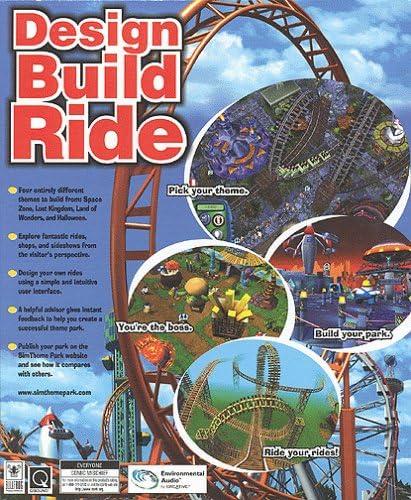 Amazon com: Sim Theme Park - PC: Video Games