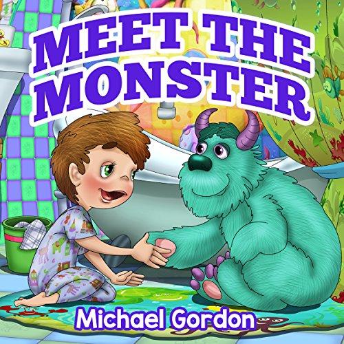 Book Kids Monster Childrens Preschool ebook product image