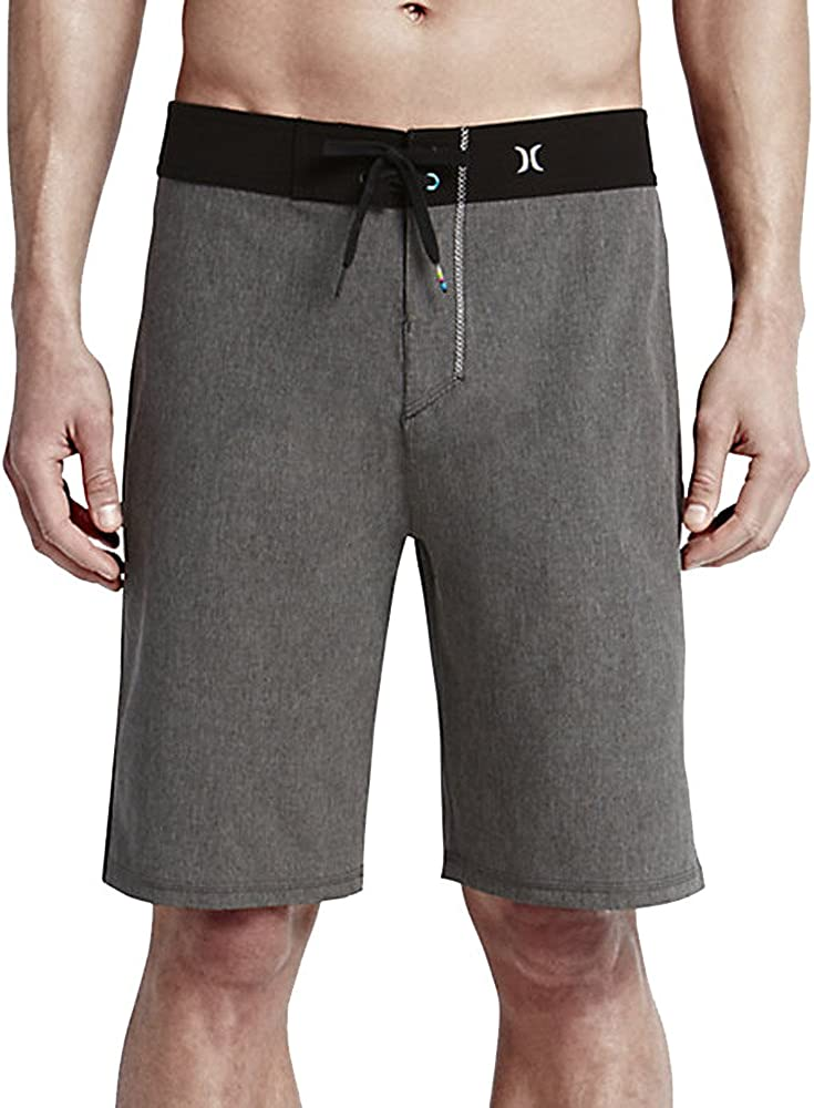 "Hurley Mens Phantom JJF Solid 21"" Boardshorts"
