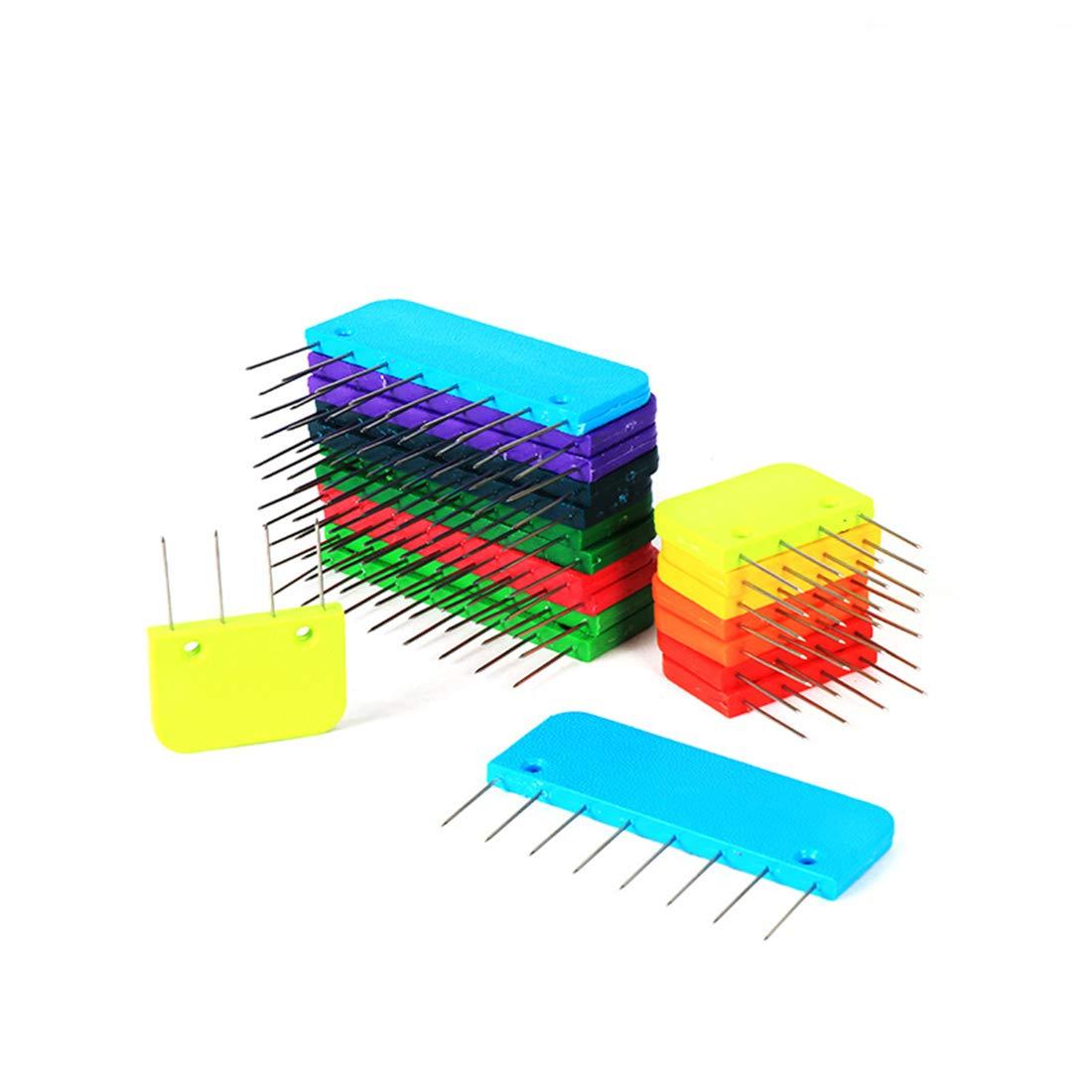 KnitPro Rainbow Knit Blockers for Handmade Crafts Knitting Accessories 10878