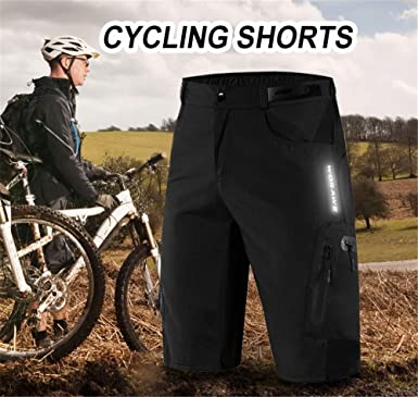 Pantaloncini MTB Ciclismo Off Road Mountain Bike Downhill short camo design-Unisex