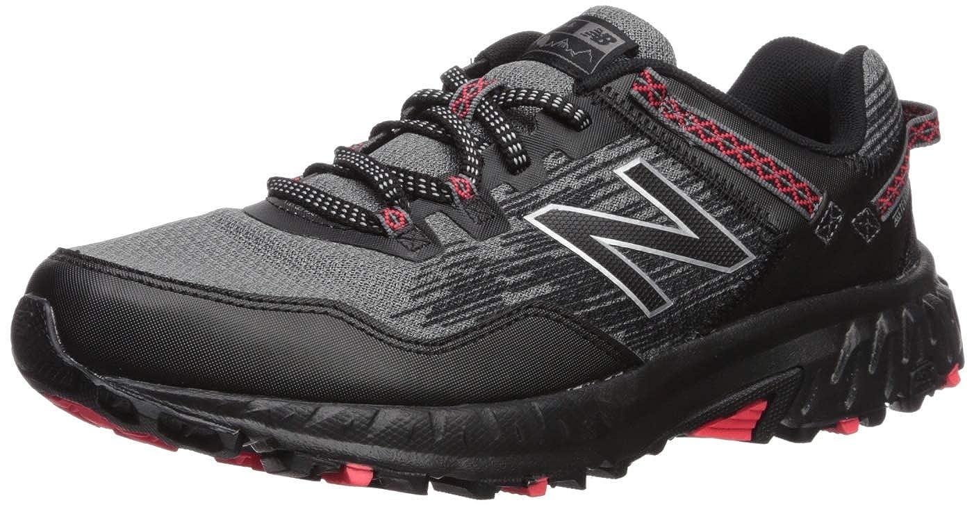 Noir Castlerock Energy rouge New Balance 410v6 Trail, Chaussures de Fitness Homme 44.5 EU