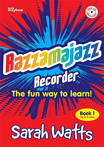 razzamajazz-recorder-book-1-with-cd-revised-edition-sarah-watts-by-sarah-watts-2001-02-23