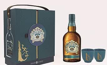 Chivas Regal Mizunara Whisky Escocés de Mezcla Premium Whisky ...