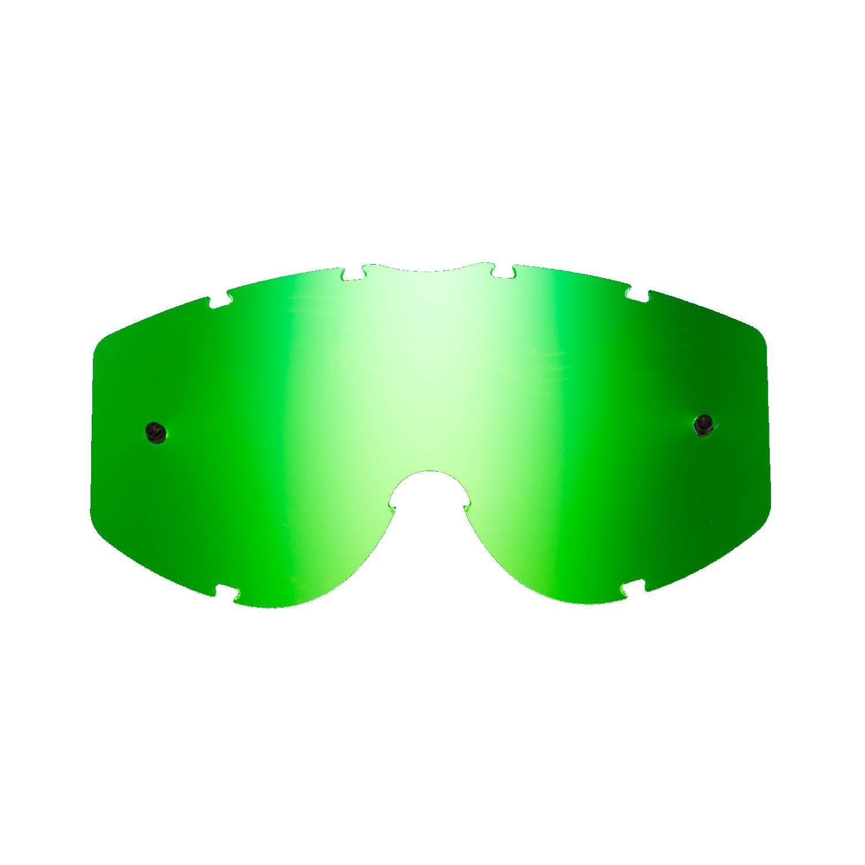 SeeCle 41C102 lentes de repuesto para m/áscaras ahumado compatible con m/àscara Progrip 3200//3400//3450//3458