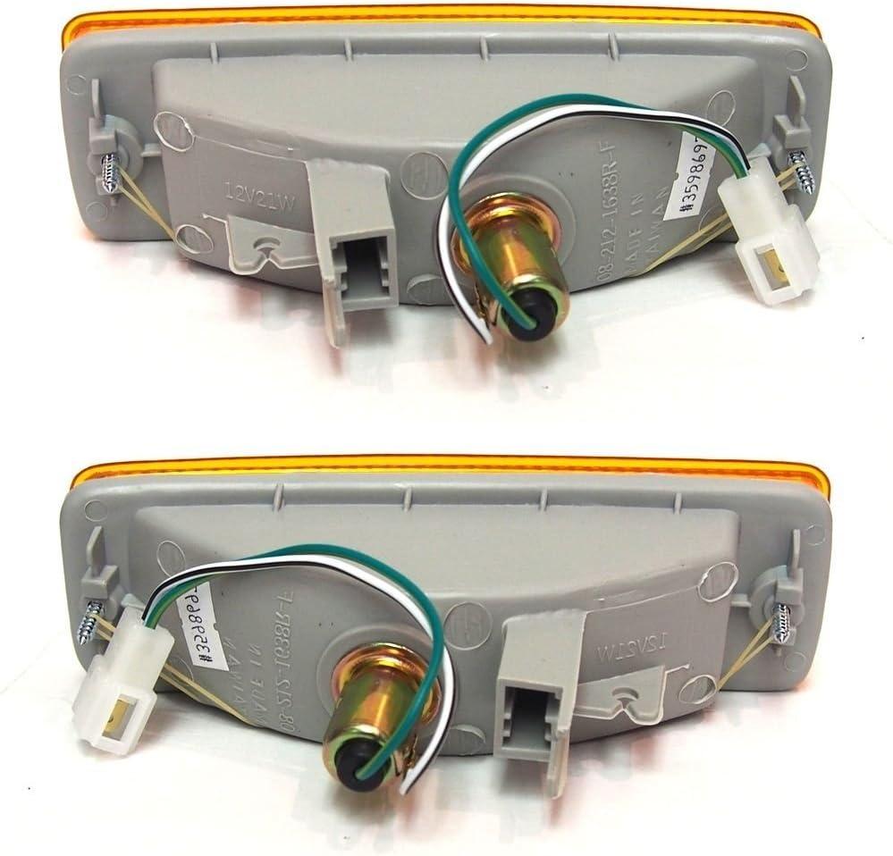 destra indicatore lampeggiante set anteriore sinistra
